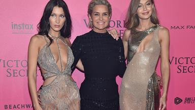 People are hating on Bella and Gigi's mum big-time because of THIS throwback photo