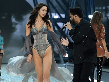 Bella Hadid had THIS to say about that awkward-as-hell exchange with The Weeknd