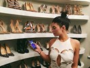 QUIZ: Can you match the Kardashian/Jenner to their shoedrobe?