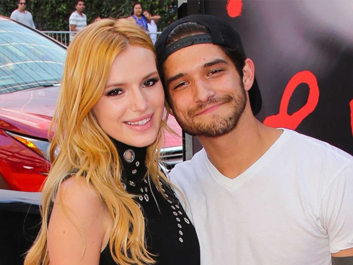 Tyler Posey and Bella Thorne are back together