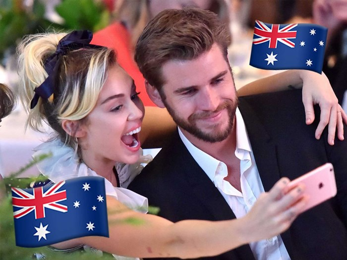 Sound the freaking alarms: Miley Cyrus and Liam Hemsworth are moving to Australia