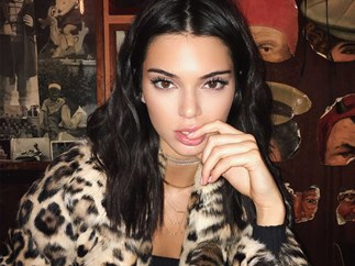 Kendall Jenner paints walls pink to suppress appetite