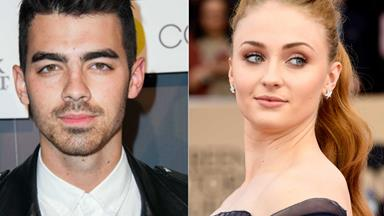 Joe Jonas and Sophie Turner are *finally* Instagram offish