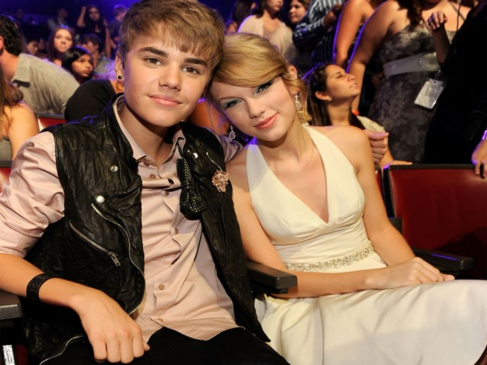 Justin Bieber covers Taylor Swift's song