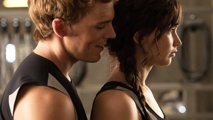 Sam Claflin responds to the epic photoshop of him with abs