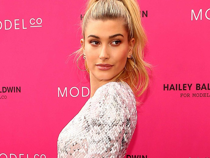 Hailey Baldwin deletes her Instagram