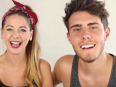 Zoella has been accused of cheating on her boyfriend