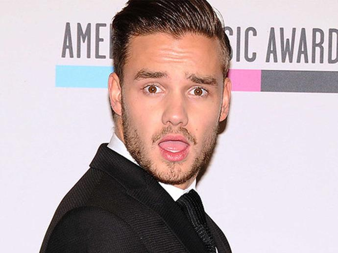 Liam Payne's Facebook was hacked
