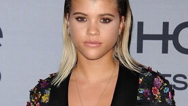 Sofia Richie reminds everyone that she's black, and she can hear your racist comments