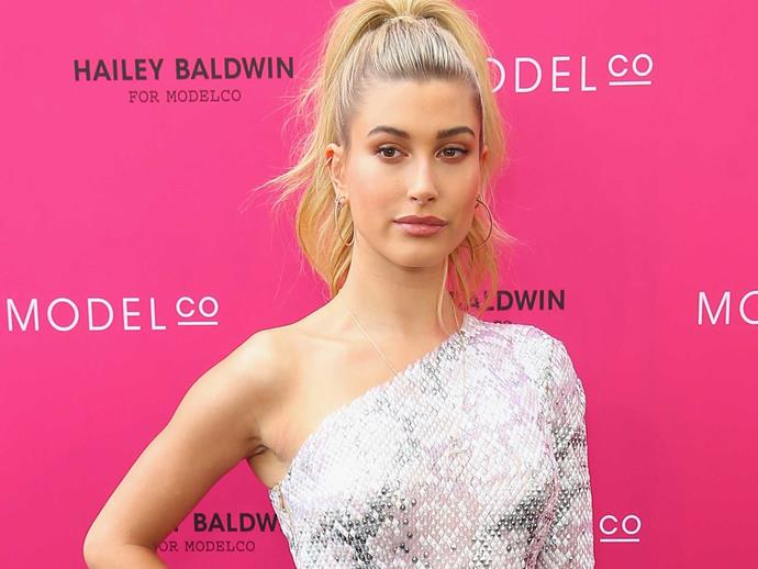 Hailey Baldwin talks to DOLLY about her ModelCo line