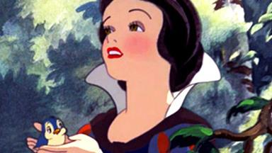 You have to see your fave Disney princesses in high fashion gowns