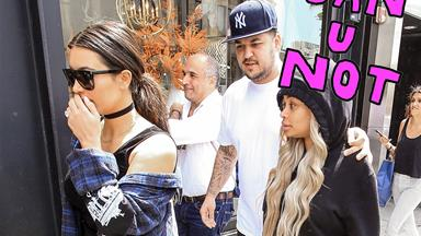 Blac Chyna is at war with the Kardashians over their family name