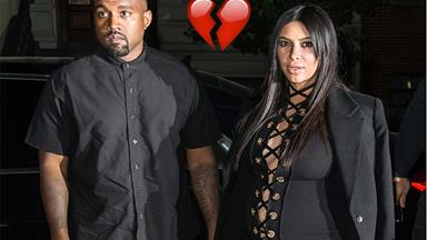 We don't mean to alarm you, but #Kimye could be over