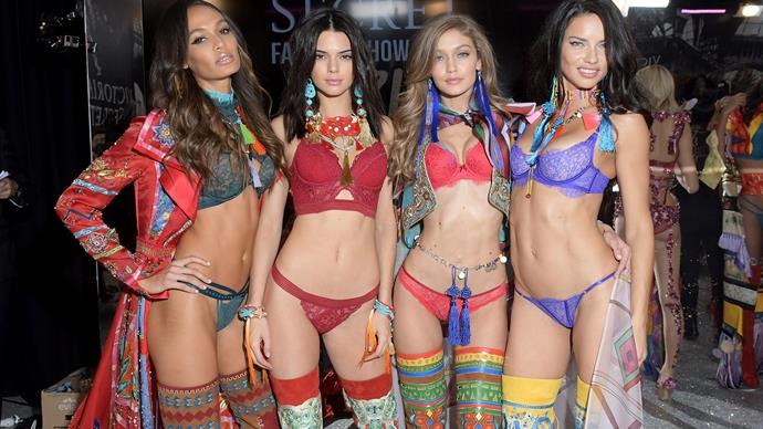 This year's Victoria's Secret show was the most expensive