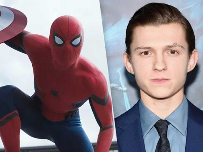 First Spiderman: Homecoming teaser trailer landed