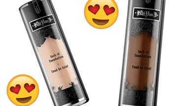 Kat Von D's Lock It foundation is actually magic and here's why