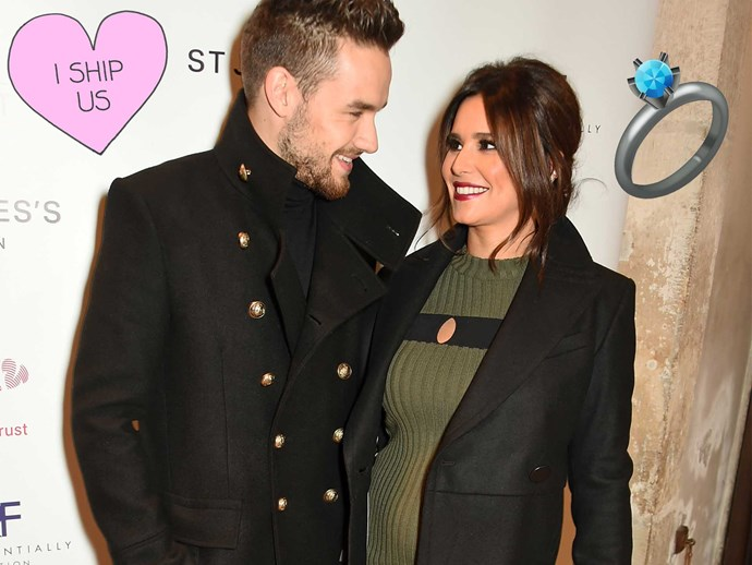 Is this proof that Liam is about to propose to Cheryl?