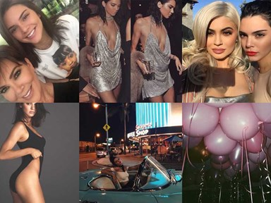 This website will show your top pics of Instagram for 2016 and make a chic collage for you