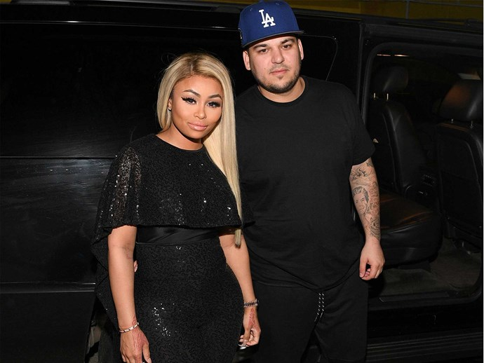 Rob and Blac Chyna's daughter, Dream looks EXACTLY like Rob