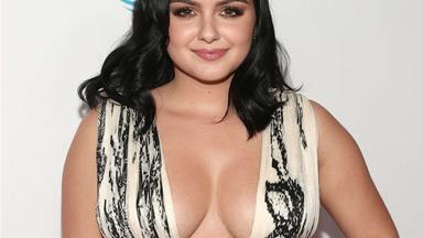 You legit won't even recognise Ariel Winter in this sizzling Christmas shoot