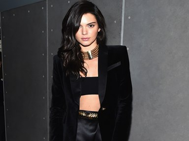 SPOTTED: Kendall Jenner on a V romantic date with a major musician