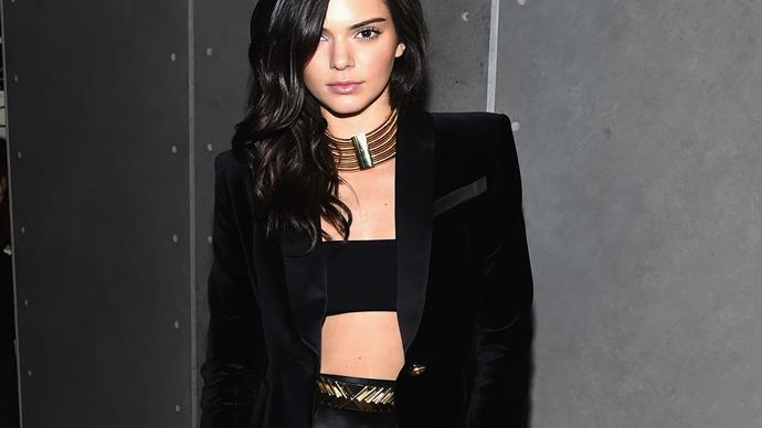 Kendall Jenner went on a date with ASAP Rocky