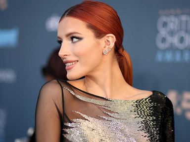 Bella Thorne claps back at a fan who shamed her for having hairy legs