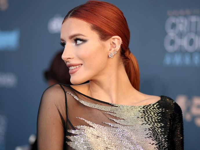 Bella Thorne disables comments on her Instagram