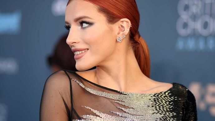 Bella Thorne clears up her relationship status