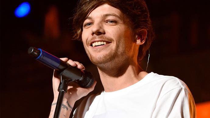 Fan named their child after Louis' late mother Johannah