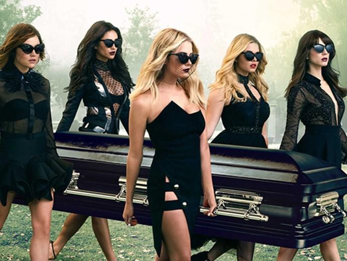 Final season Pretty Little Liars trailer