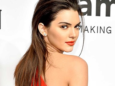 Kendall Jenner had an epic photoshoot with her ~rumoured~ boyfriend