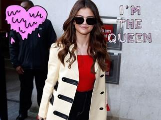 Selena lands $10 million designer deal with Coach