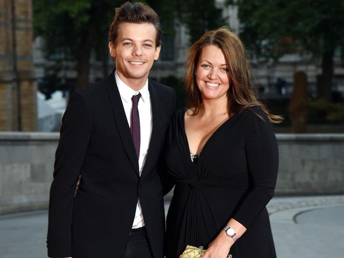 Louis' mum, Johannah has one final message for 1D fans