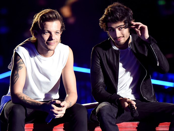 Why Zayn didn't attend Louis' X Factor performance