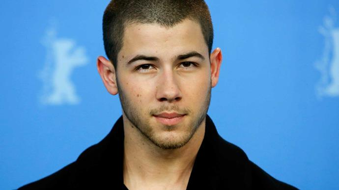 Nick Jonas spotted on a bowling date with mystery girl