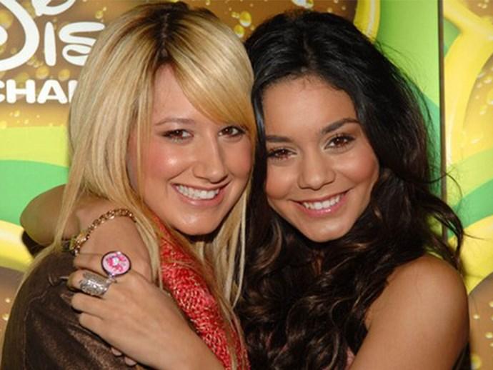 Ashley Tisdale wishes Vanessa Hudgens happy birthday