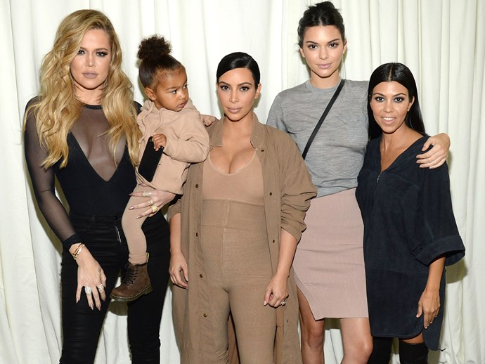 "Khloe Kardashian reveals a ""dark"" secret about her family"