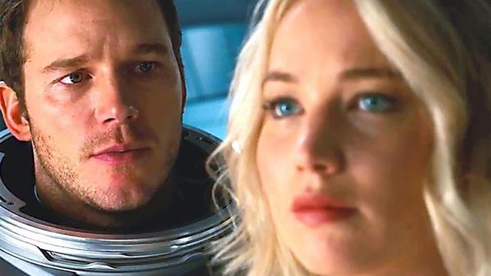Jennifer Lawrence's new movie Passengers slammed by critics