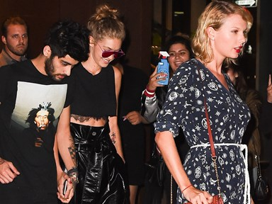 PSA: Zayn teases his new music video with Taylor Swift and it's gonna be ~steamy~