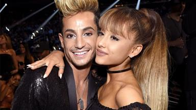 Ariana Grande's reaction to her brother Frankie coming out as gay is perfection