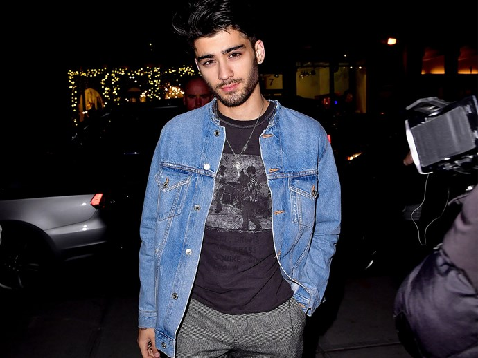 Zayn has something else to say about One Direction.