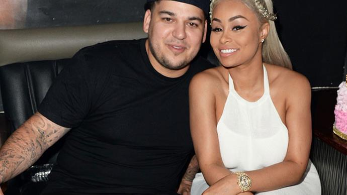 Kris Jenner uninvited Blac Chyna from Christmas