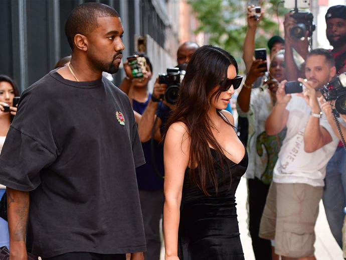 Is this more proof that Kimye is over?