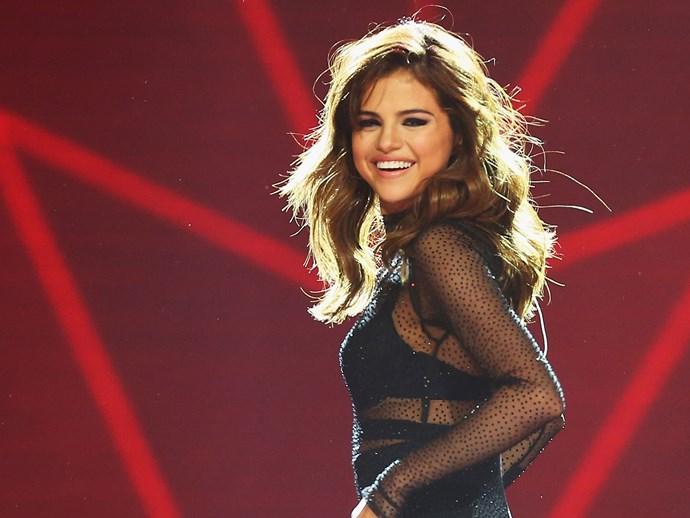 Selena Gomez returns to Snapchat