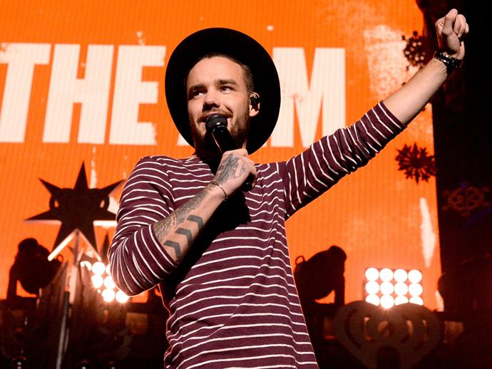 Liam Payne just shared some mega exciting news