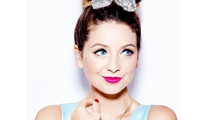 Zoella aka Zoe Sugg has been accused of faking mental health issues