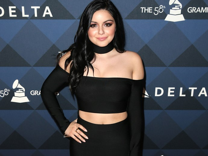 What Ariel Winter did on the weekend proves that she's the best human ever
