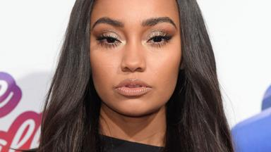 Leigh-Anne Pinnock was viciously attacked in a restaurant by a drunk man