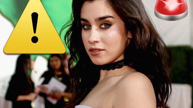 Fifth Harmony's Lauren Jauregui has a warning for other musicians